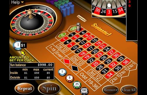 Roulette trực tuyến bằng tiền thật - Chơi Roulette trực tuyến